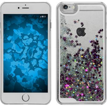 Hardcase for Apple iPhone 6s / 6 Stardust silver