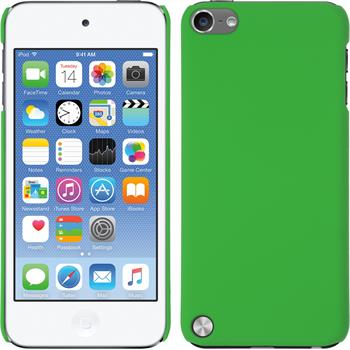 Hardcase for Apple iPod touch 5 / 6 rubberized green