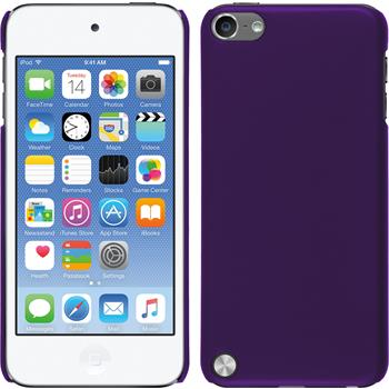 Hardcase for Apple iPod touch 5 / 6 rubberized purple