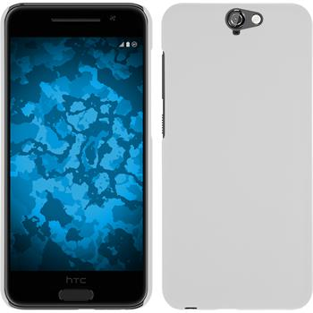 Hardcase for HTC One A9 rubberized white