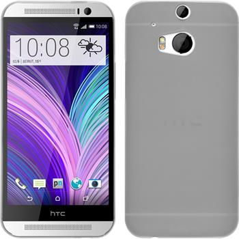 Hardcase for HTC One M8 Slimcase white