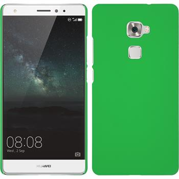 Hardcase for Huawei Mate S rubberized green