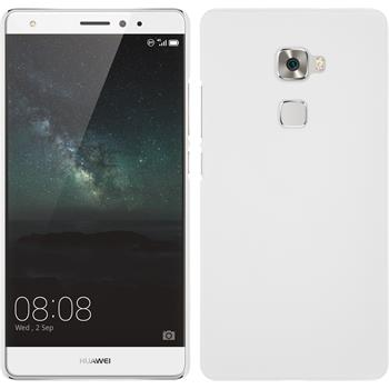 Hardcase for Huawei Mate S rubberized white