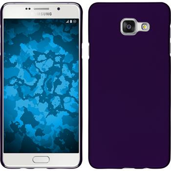 Hardcase for Samsung Galaxy A5 (2016) rubberized purple