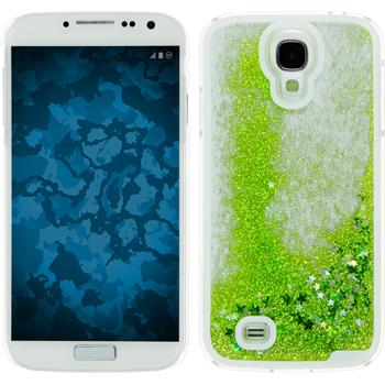 Hardcase for Samsung Galaxy S4 Stardust green