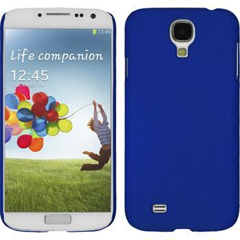 Hardcase for Samsung Galaxy S4 vintage blue