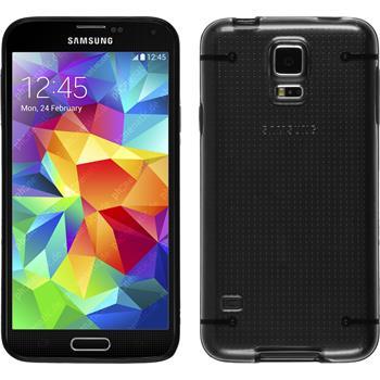 Hardcase for Samsung Galaxy S5 transparent black