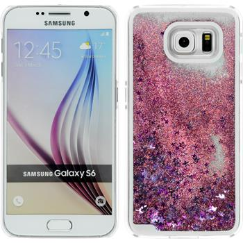 Hardcase for Samsung Galaxy S6 Stardust pink