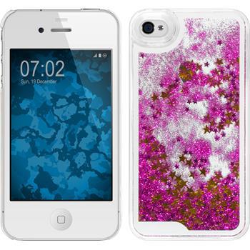 Hardcase für Apple iPhone 4S Stardust pink