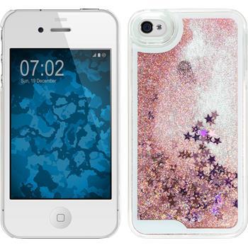 Hardcase iPhone 4S Stardust rosa