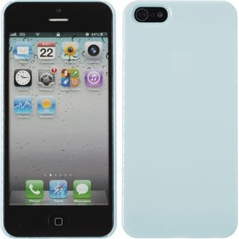 Hardcase für Apple iPhone 5 / 5s / SE Candy blau