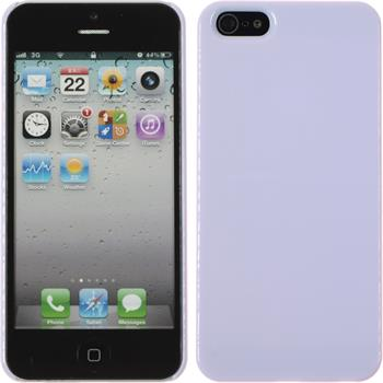 Hardcase iPhone 5 / 5s / SE Candy lila