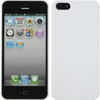 Hardcase for Apple iPhone 5 / 5s Candy white