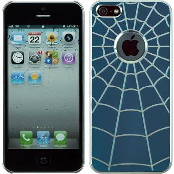 Hardcase iPhone 5 / 5s / SE  dunkelblau