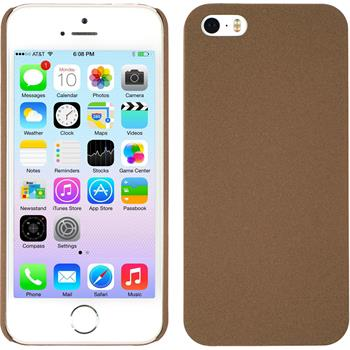 Hardcase for Apple iPhone 5 / 5s vintage brown