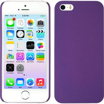 Hardcase for Apple iPhone 5 / 5s vintage purple
