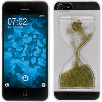 Hardcase for Apple iPhone 5 / 5s / SE Hourglass