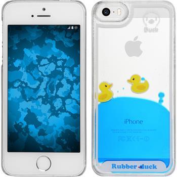 Hardcase für Apple iPhone 5 / 5s / SE Entchen Design:01