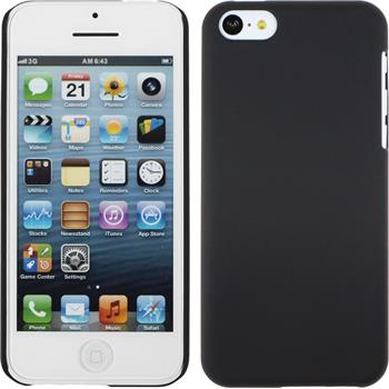 Hardcase for Apple iPhone 5c rubberized black