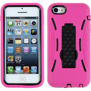 Hardcase iPhone 5c ShockProof pink