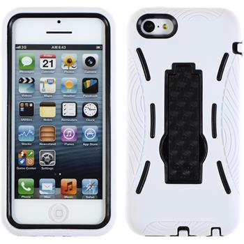 Hardcase for Apple iPhone 5c ShockProof white