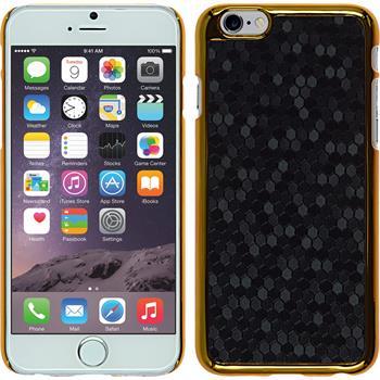 Hardcase iPhone 6s / 6 Hexagon schwarz