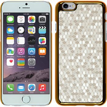 Hardcase iPhone 6s / 6 Hexagon weiß