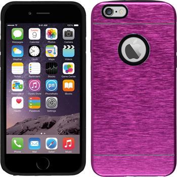 Hardcase für Apple iPhone 6s / 6 Metallic pink