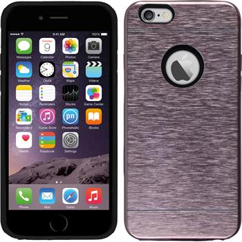 Hardcase für Apple iPhone 6s / 6 Metallic rosa