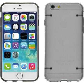 Hardcase iPhone 6s / 6 transparent grau