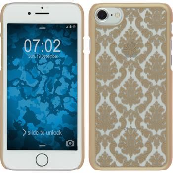 Hardcase iPhone 7 Damask gold