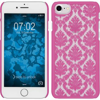 Hardcase iPhone 7 Damask pink