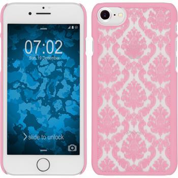 Hardcase iPhone 7 Damask rosa