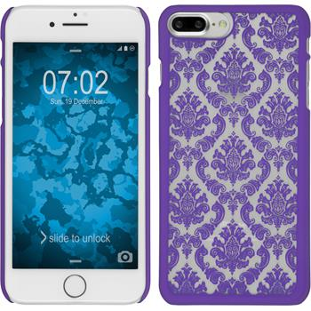 Hardcase iPhone 7 Plus Damask lila