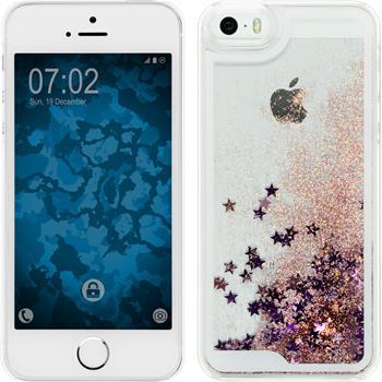 Hardcase iPhone SE Stardust rosa