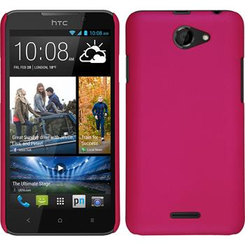 Hardcase Desire 516 gummiert pink