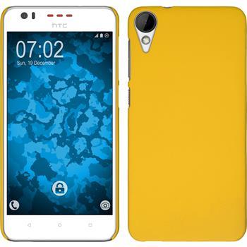 Hardcase Desire 825 gummiert gelb