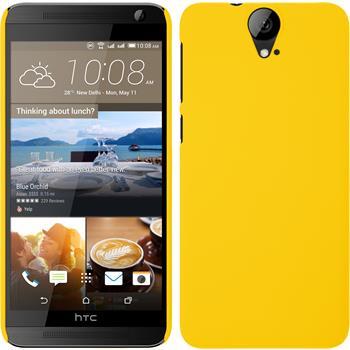 Hardcase One E9+ gummiert gelb
