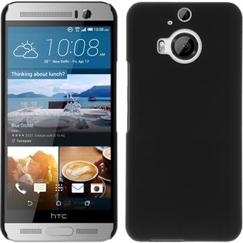 Hardcase for HTC One M9 Plus rubberized black