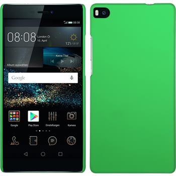 Hardcase P8 gummiert grün