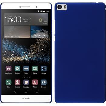 Hardcase P8max gummiert blau