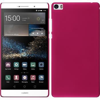 Hardcase P8max gummiert pink