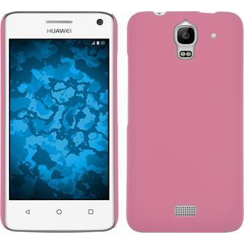 Hardcase Y360 gummiert rosa