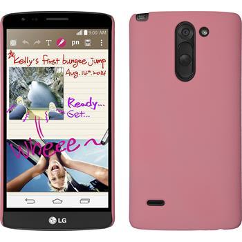 Hardcase G3 Stylus gummiert rosa