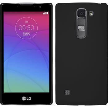 Hardcase for LG Spirit rubberized black
