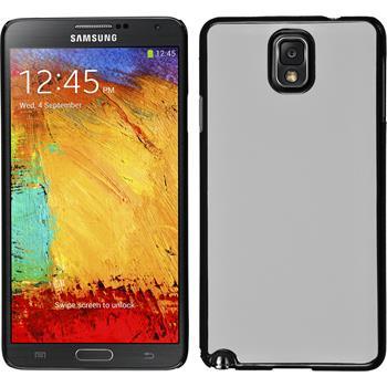 Hardcase Galaxy Note 3 Lederoptik weiß