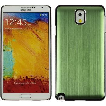 Hardcase for Samsung Galaxy Note 3 metallic green