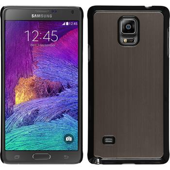 Hardcase Galaxy Note 4 Metallic gold