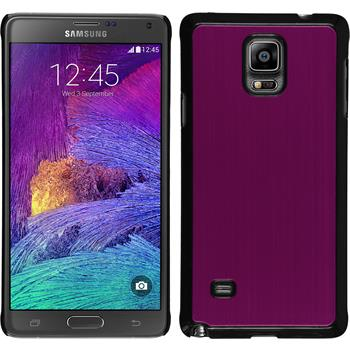 Hardcase Galaxy Note 4 Metallic pink