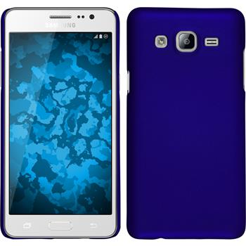Hardcase Galaxy On5 gummiert blau